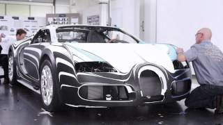 Bugatti  L'Or Blanc | 2011 | Short presentation