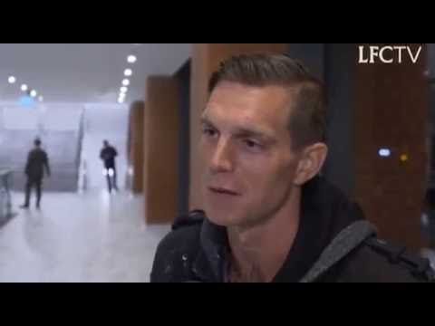 Daniel Agger's expectations for LFC this season 17/10/16