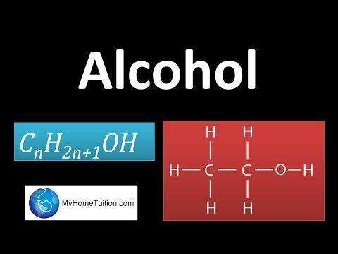 Alcohol | Carbon Compound