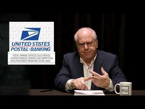 Richard Wolff on Postal Banking