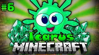 Prismatischer ENERGIEKRISTALL?! - Minecraft Icarus #06 [Deutsch/HD]