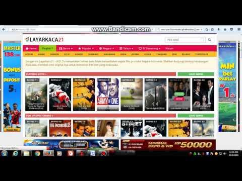 Cara mendownload film di layar kaca 21