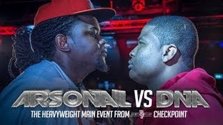 vuclip ARSONAL VS DNA | Don't Flop Rap Battle