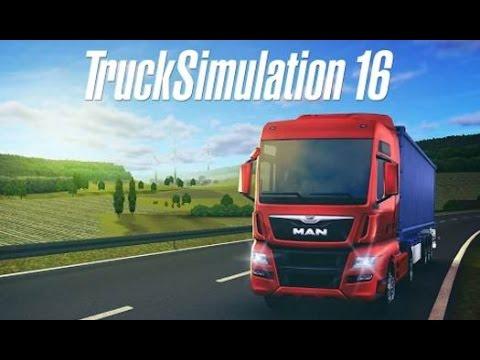 TruckSimulation 16 - Качественный симулятор дальнобойщика на Android