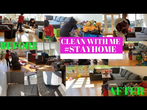 STAYHOME | CLEAN WITH ME | CLEANING MOTIVATION | DAY IN THE LIFE DENMARK🇩🇰 | LOCKDOWN