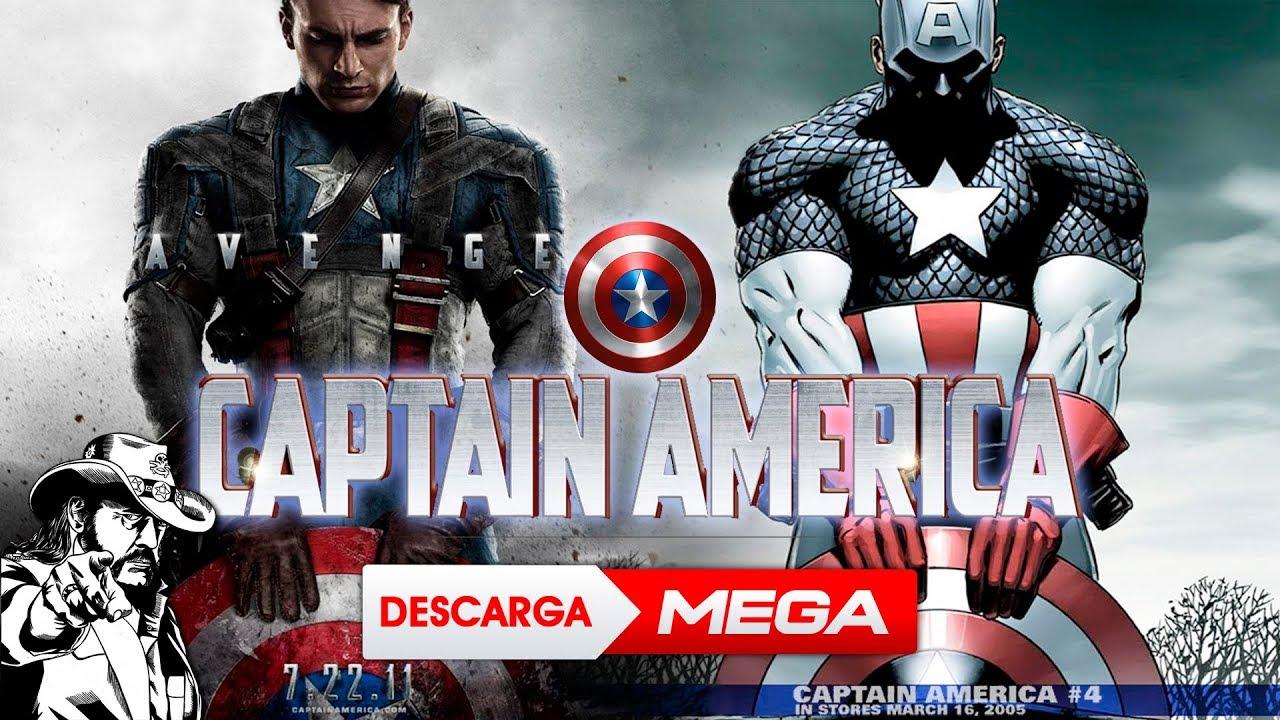 Capitan America Todas Las Peliculas Audio Español Latino 720p Youtube