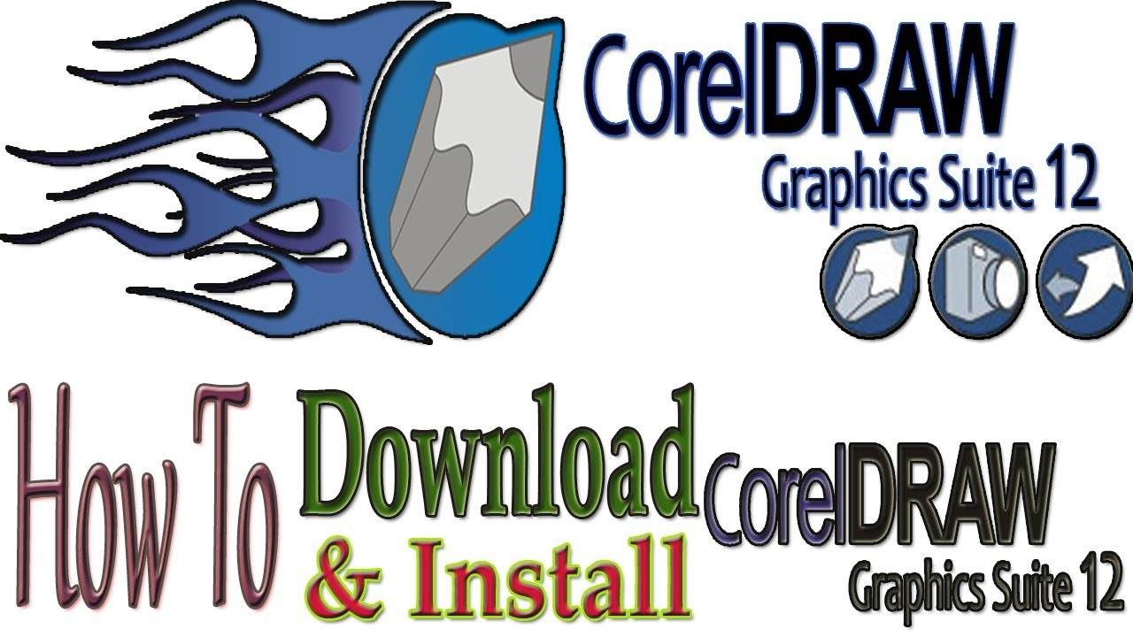Coreldraw version 12 - How To Download And Install Corel Draw 12 Urdu Hindi