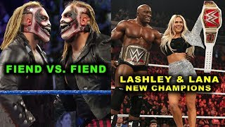 10 Shocking WWE Plans Rumored for 2020 - Fiend vs. Fiend