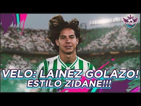 La Liga: Diego Lainez en la mira del Atltico de Madrid