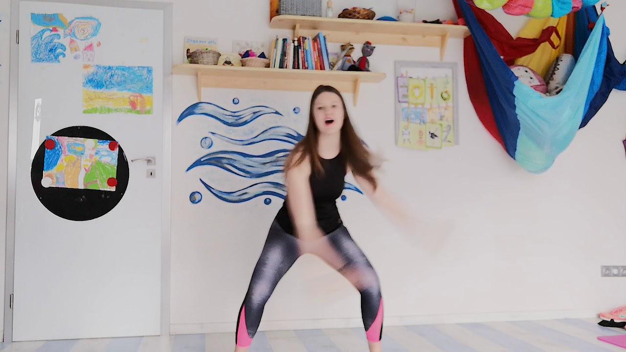 VIDEOBLOG: Nový taneček na písničku Waka Waka