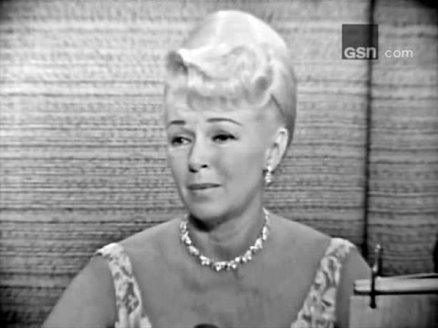 What's My Line? - The Supremes; Lana Turner; PANEL: Digby Wolfe, Suzy Knickerbocker (Feb 27, 1966)