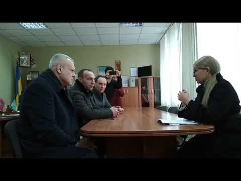 nazar viv: Цибко тет-а-тет з Тимошенко