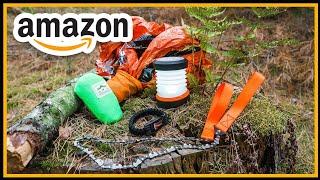 5 günstige Outdoor Gegenstände von Amazon  - Outdoor Bushcraft Ausrüstung Gear