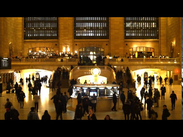 Greenback Boogie NYC TIme Lapse