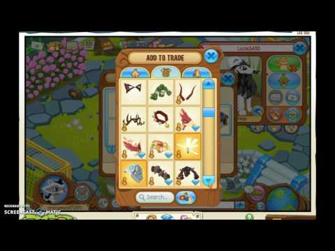Animal Jam: Trading is actually BARTER ECONOMY!!!!!!??