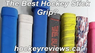 What is the Best Hockey Stick Grip Tape?