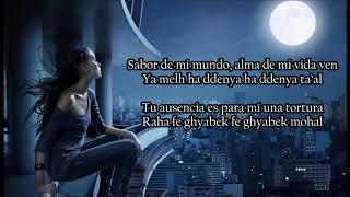 Cancion árabe ( Cuándo volverás ) subtítulos en español