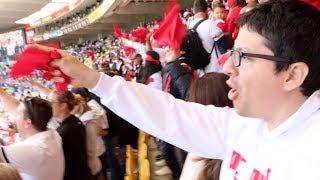Perú vs. Nueva Zelanda en Wellington - Vlog
