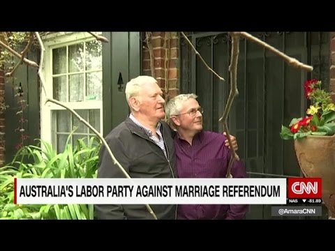 Australia's Labor Party Against Marriage Referendum