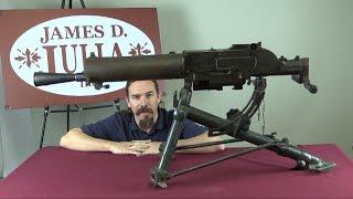 Schwarzlose M1907/12 Heavy Machine Gun at James D Julia