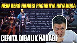 NEW HERO HANABI TERNYATA PACARNYA HAYABUSA MARKSMAN - Mobile Legend Bang Bang