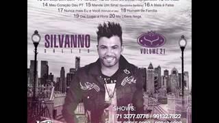 SILVANNO SALLES 2017 CD VOL 21 COMPLETO