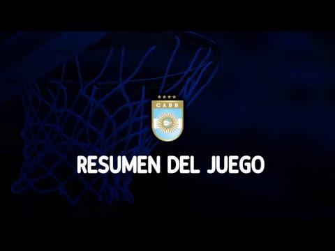 Argentino de Selecciones U17: FeBAMBA vs. Entre Ríos