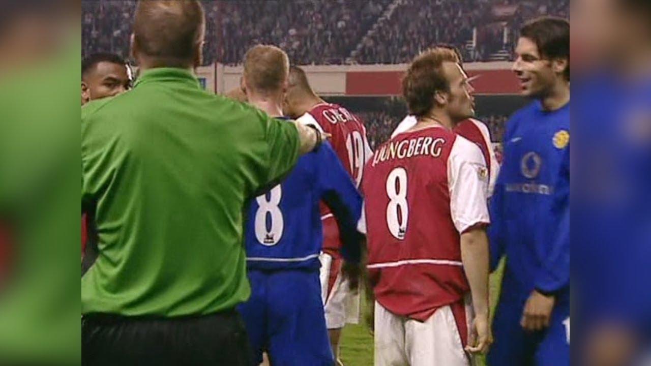 Download Arsenal vs Man Utd | 2-2 | 2002/03 [HQ]