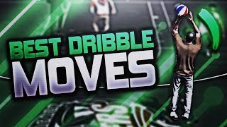 BEST DRIBBLE MOVES TO GET OPEN FOR SH0TS thumbnail