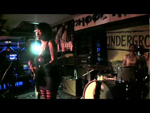 Underground Girls with Guitars #1 - Hard Candy - 962 - Hong Kong live music