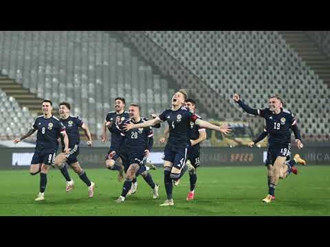 Serbia 1 - Scotland 1 (4-5 on Penalties) - BBC Radio Scotland Coverage