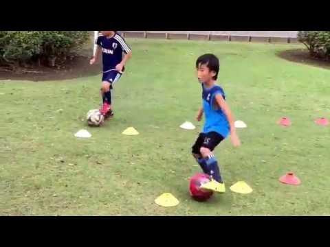 U7,8サッカー練習