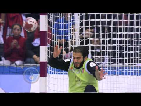 Sweden 25:25 Egypt | IHFtv - Men's Handball World Championship Qatar 2015