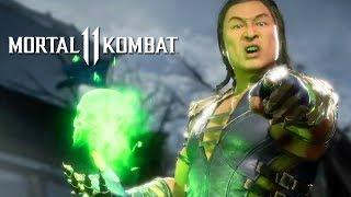 Mortal Kombat 11 Kombat Pack 1– Official Shang Tsung Gameplay Trailer