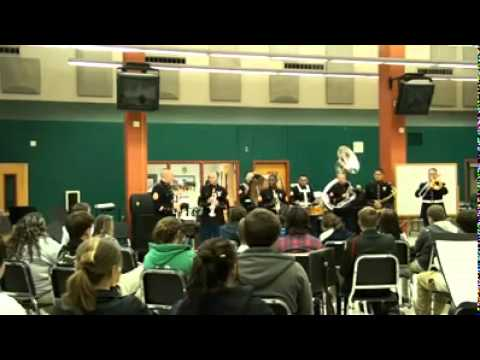 Marine Band New Orleans, Central Lafourche High School