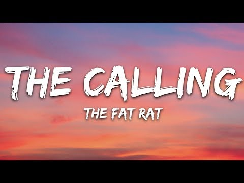 TheFatRat - The Calling (Lyrics) feat. Laura Brehm