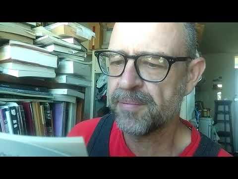 Michael Farrell reads 'Apple Tree'