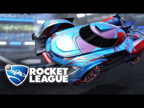 Rocket League - 2nd Anniversary Update Trailer