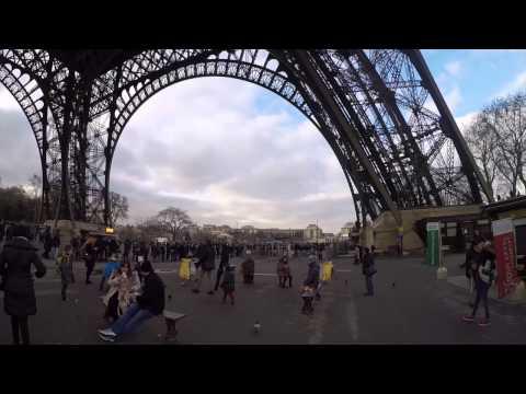 London and Paris Trip
