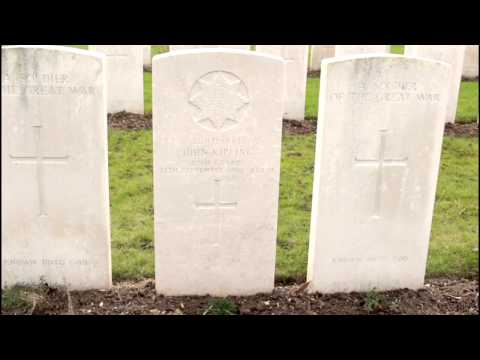 The grave of John Kipling (and the Battle of Loos)