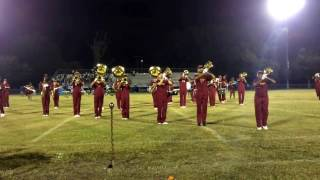 """""""Desert Winds"""" MHS Marching Tiger Band 2016"""