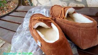 EARTHING Shoes {Moccasins}, Great Price