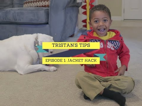 TRISTAN'S TIPS // EPISODE 1: JACKET HACK!