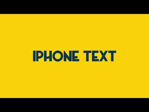 iPHONE TEXT NOTIFICATION SOUND EFFECT