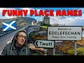 Funny Scottish Place Names