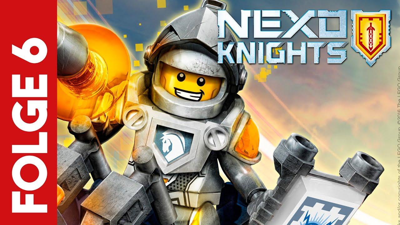 Nexo Knights Deutsch