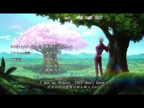 "七つの大罪 OP 2 Nanatsu no Taizai Opening 2 - ""Seven Deadly Sins"" by MAN WITH A MISSION [60FPS]"