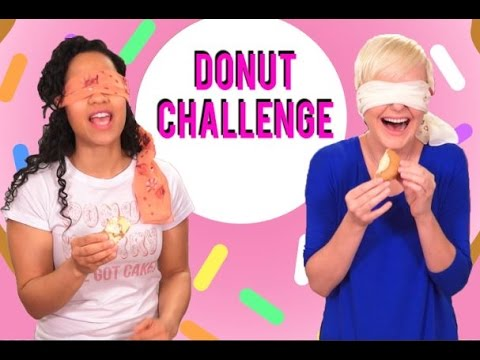 The ULTIMATE Donut Day CHALLENGE! TASTE TEST & TRIVIA with SARA LYNN the DOMESTIC GEEK!