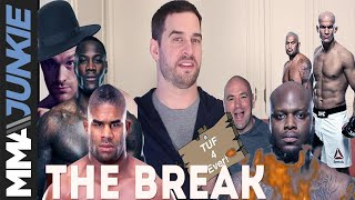 The Break: What's next for JDS in the 'Hot Balls' era? And was 46 fights enough for you?