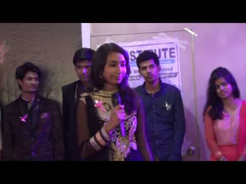 engineering collage bikaner(ecb) cse fresher party 2015  part 3